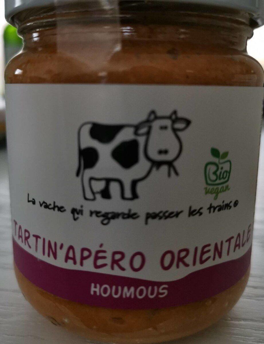 Tartin'apéro orientale - Product - fr