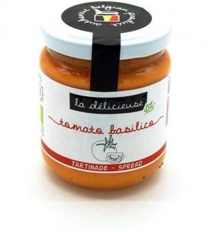 La délicieuse Tartinable Tomate basilic - Product - fr