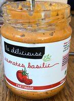 La délicieuse tomates basilic - Product