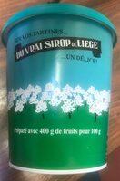 Sirop de liège - Product - fr