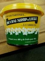 Vrai Sirop de Liège à l'Abricot - Produit