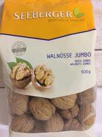 Walnüsse Jumbo - Produit - fr