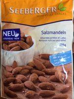 Seeberger GMBH Seeberger Salzmandeln Merken - Produit - fr