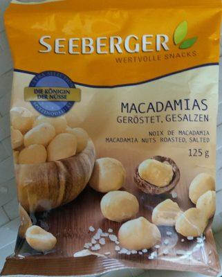 Macadamia Nusskerne - Produit - fr