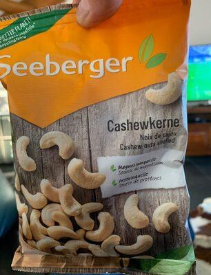 Cashewkerne - Informations nutritionnelles - de