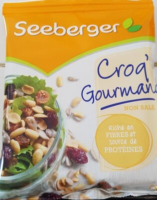 croq' gourmand - Produit - fr