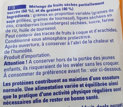 croq' gourmand - Ingrédients - fr