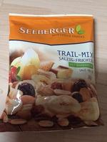 Trail-Mix Salzig/Fruchtig - Product