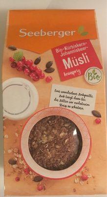 Müsli - Product