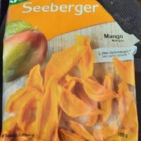 Getrockene Mangostreife - Product - de