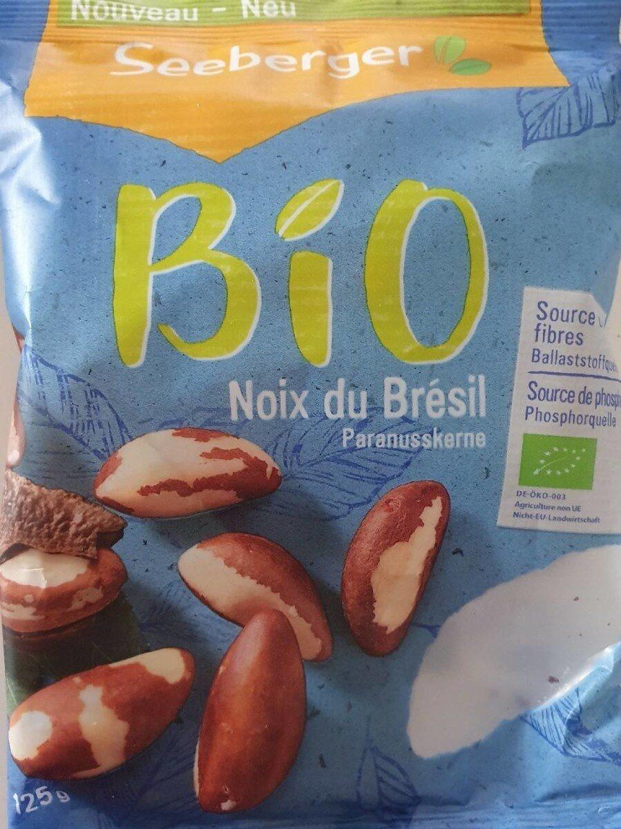Noix du Brésil - Produit - fr