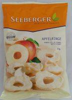 Rondelles de pommes séchées - Produit