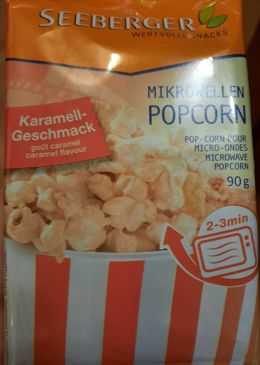 Mikrowellen Popcorn - Produit - fr