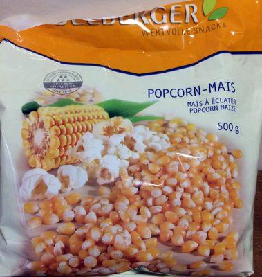 Popcorn-Mais - Maïs à éclater - Product - fr