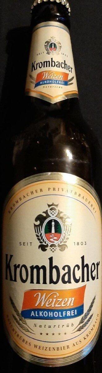 Weizen Alkoholfrei - Prodotto - de