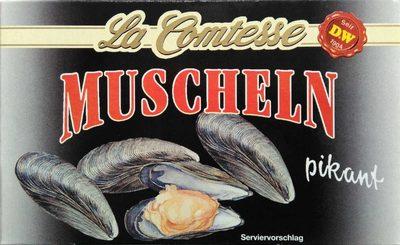 Muscheln pikant - Produkt