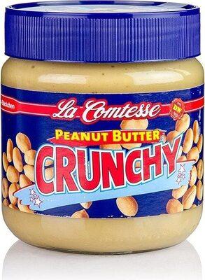 Peanut Butter Crunchy - Produit - de