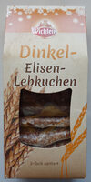 Dinkel Elisen Lebkuchen - Produkt - de