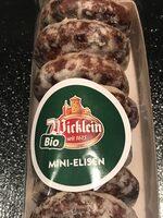 Mini Elisen Wicklein - Product
