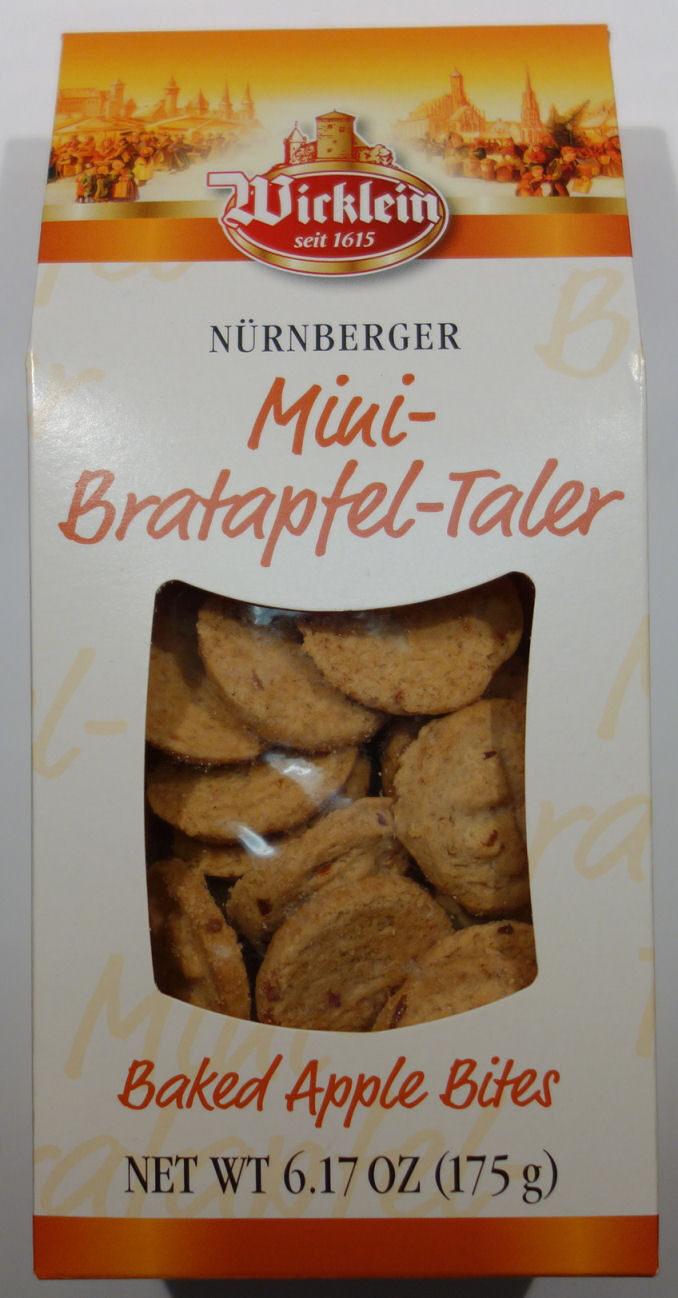 Mini-Bratapfel-Taler - Produkt - de