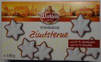 Nürnberger Zimtsterne - Produkt - de