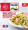 Tagliatelle Wildlachs in Dill Sahne Sauce - Produkt