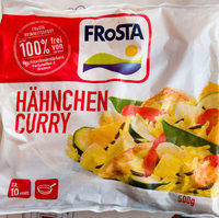 Hähnchen Curry - Prodotto - de