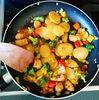 Bartkartoffel Hähnchen Pfanne - Produkt