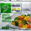 Gemüsepfanne, Toskana - Produkt