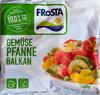 Gemüse Pfanne Balkan - Product