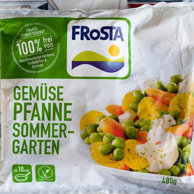 Gemuse pfanne sommer-garten - Produkt