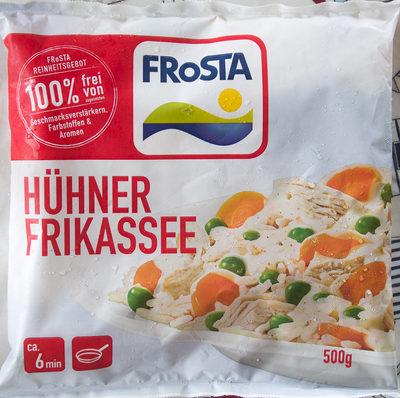 Hühner Frikassee - Produkt