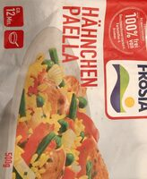 Hähnchen Paella - Produit - de
