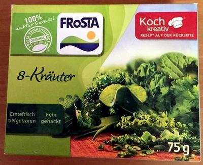 8-Kräuter - Produit