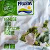 Gemüse Mix deutsche Küche ungewürzt - Product