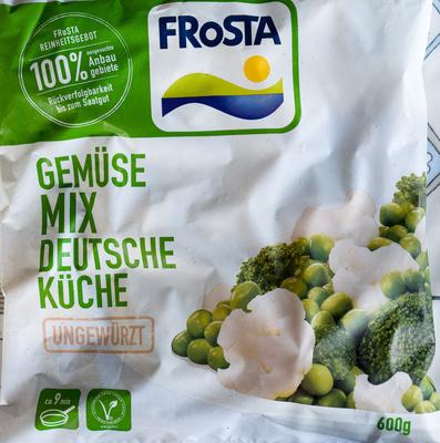 Gemüse Mix deutsche Küche ungewürzt - Produit - de
