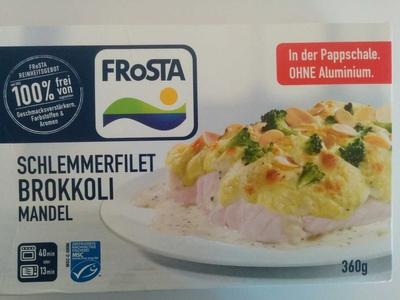 Schlemmerfilet Brokkoli Mandel - Product - en