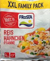 Reis Hähnchen Pfanne - Produkt