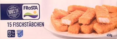 15 Fischstäbchen - Produit - de