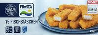 15 Fischstäbchen - Product - de