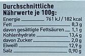 15 Fischstäbchen - Nutrition facts - de