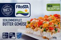 Schlemmerfilet Butter Gemüse - Product - de