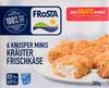 6 knupser Minis Kräuter Frischkäse - Product