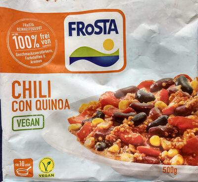 Chili Con Quinoa - Produit