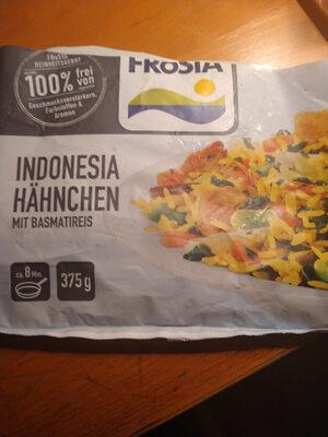 Indonesia Hähnchen mit Basmatireis - Produkt - de