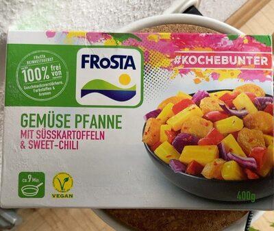 Gemüse pfanne - Produkt