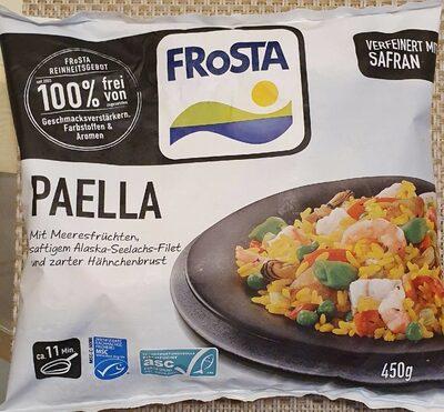 Paella mit Meeresfrüchten - Produkt - de