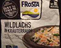 Wildlachs in Kräuterrahm - Produkt - en