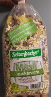 Müsli zuckerarm - Prodotto - de