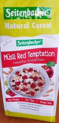 Musli Red Temptation - Prodotto - fr